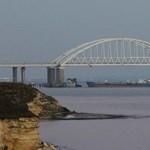 """Oroszország szerint a Nyugat segíthette az ukrán """"provokációt"""" Kercsnél"""