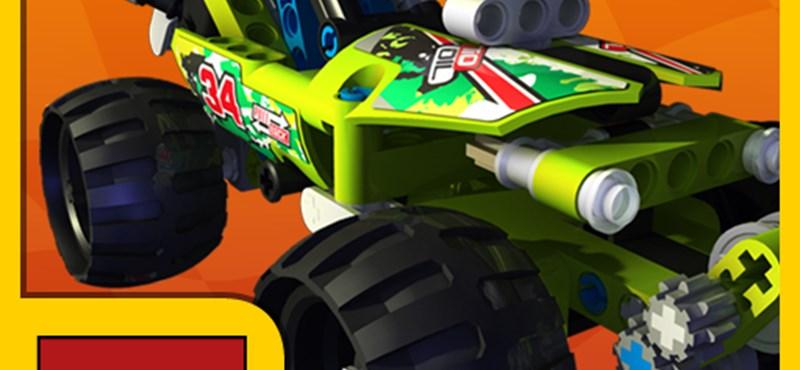 A Lego autós játékával újraélheti gyerekkorát