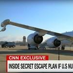 Nézze meg belülről: ez az a repülőgép, amit Végítéletnek hívnak, innen indíthatják az atomháborút