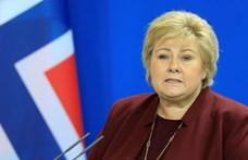 Borsos pénzbüntetést kapott a járványügyi szabályokat felrúgó norvég kormányfő
