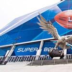 Magyar sólyom fogadja Amerika legnagyobb sporteseményén a nézőket