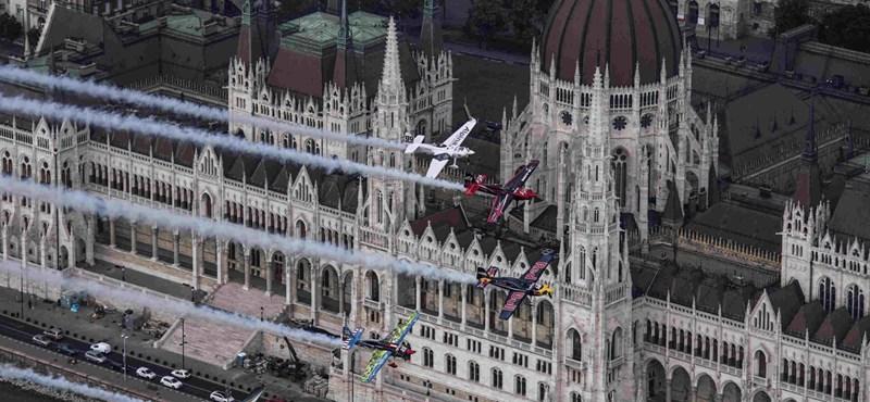 Háború a városban, indul a Red Bull Air Race
