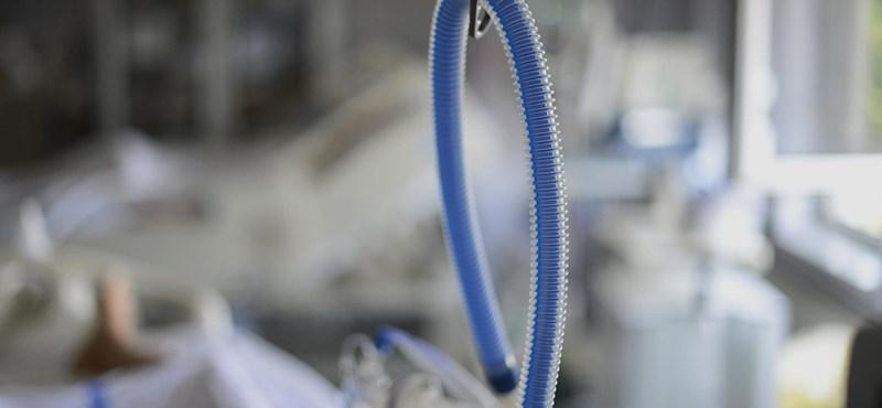 Hét koronavírusos beteg hunyt el, 206 új fertőzöttet regisztráltak