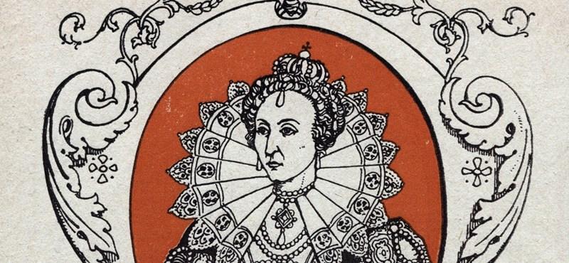 I. Erzsébet angol királynő elég csúnyán írt – ez leplezte le egy kéziratát