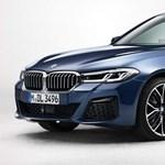 Idő előtt kiszivárgott az új 5-ös BMW