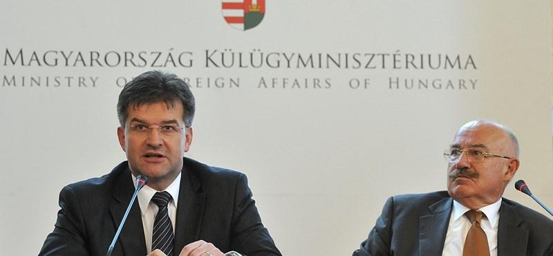 A szlovák külügyminiszter is ENSZ-főtitkár akarna lenni