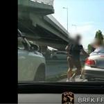 Filmszerű videót közölt a rendőrség a zuglói díler lekapcsolásáról
