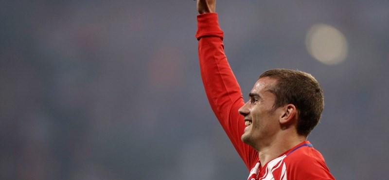 Griezmann elhagyja az Atletico Madridot