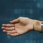 Scifibe illik, de valóság: PIN kód helyett digitális tetoválás