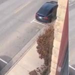 Ilyen parkolási trükköt sem játszottak még meg eddig – videó