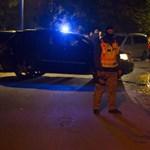 Még éjszaka Budapestre hozhatta a TEK a körúti robbantót