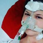 Meghalt a kétszeres tüdőtranszplantált magyar bloggerlány