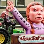 A mostani időjárás is a német zöldek kezére játszik, verik a CDU-t és az SPD-t
