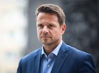 Karácsonnyal együtt küzd a populizmus ellen Varsó liberális polgármestere