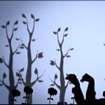 A nap videója: árnyékművészetet alkalmazva készült a Bye June új videoklipje (videó)