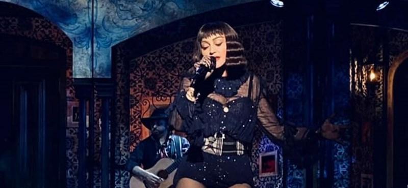 Olyan erős fájdalmai vannak Madonnának, hogy le kellett mondania három koncertjét