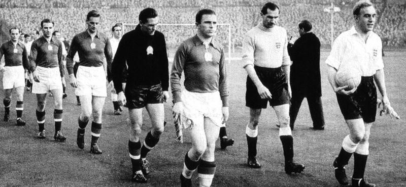 """""""Senkinek sem volt olyan hatása a világ futballjára, mint a magyaroknak"""""""