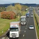 Összeért a magyar és a román autópálya