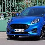 Nem sportcipő, hanem sportbakancs: teszten az új Ford Puma