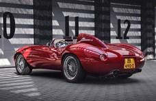 Minotto Barchetta, egy Ferrari V12-es, ami nem is létezett