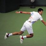Djokovic még mindig a legjobb