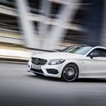 Új AMG modellel bővül a Mercedes-Benz C-osztály modellcsaládja