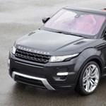 Kabrió is lesz a legdivatosabb Range Roverből