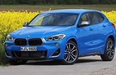 Leglegleg: kipróbáltuk a BMW 306 lóerős új mini divatterepjáróját