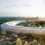 Drónvideó: így épül az Apple grandiózus új központja