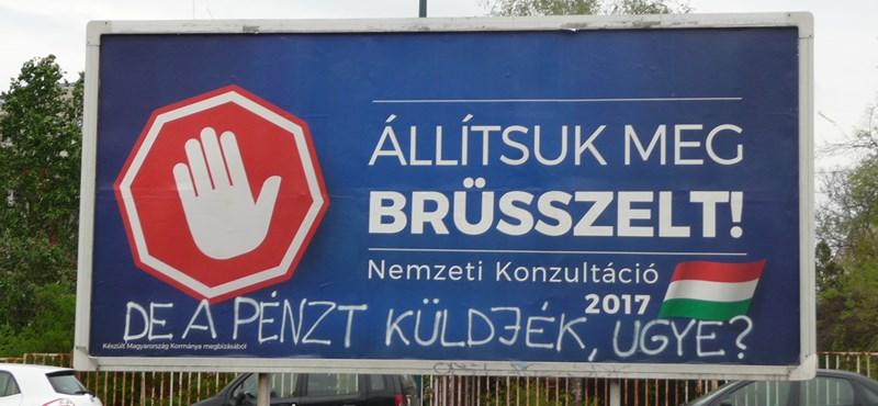 Seres: Brüsszel, a magyar kormány sugar daddy-je