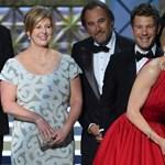 Így tündököltek a sztárok az Emmy-gálán