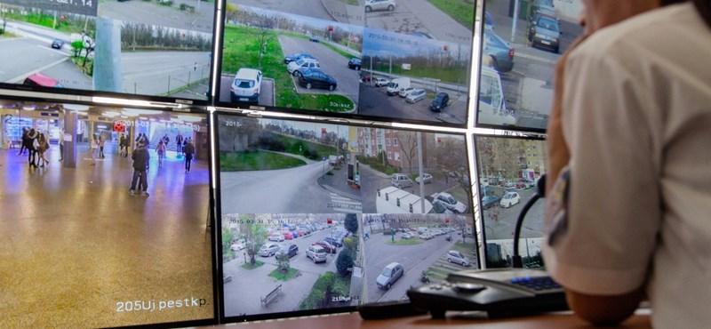 """Péterfalvi: """"Titkos információgyűjtésre használható, képi megfigyelőrendszert"""" épít a kormány"""