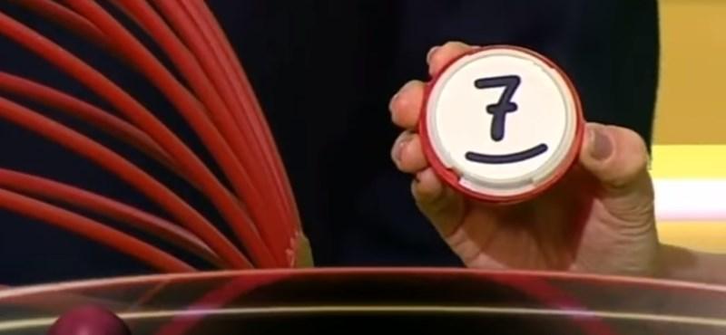 Hatos lottó: valakinek nagyon jól kezdődik az év