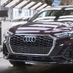 Másfélmillió autónál tart a győri Audi