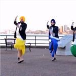 Ha szürkének érzi az estéjét, ez a négy táncos megszínesíti – videó