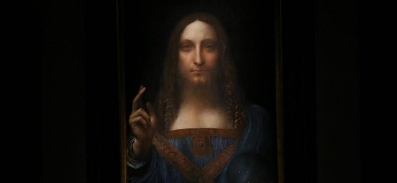 Diplomáciai feszültséget okozott, hogy talán nem is Da Vinci festette a világ legdrágább képét