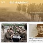 Elérhetővé vált az interneten az I. világháborús hősi halottak adatbázisa