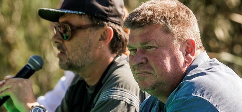 Nyílt levélben utasítja vissza Kálomista cégét egy filmes a botrányos kirúgások miatt