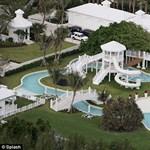 Celine Dion milliárdos luxus villája: élményfürdő és vidámpark egyben