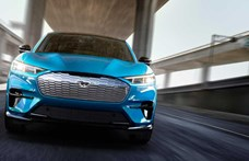 Hivatalos: itt az elektromos Ford Mustang divatterepjáró