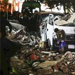 Hatástalanítás közben robbanhatott bomba Egyiptomban