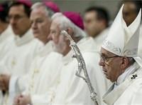 Megrázó tanúvallomások hangzottak el a papi pedofíliáról tartott vatikáni tanácskozáson