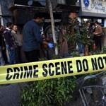 Egyiptomban felakasztottak 15 terroristát