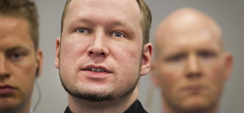 """Breivik: """"nem vagyok rasszista"""""""