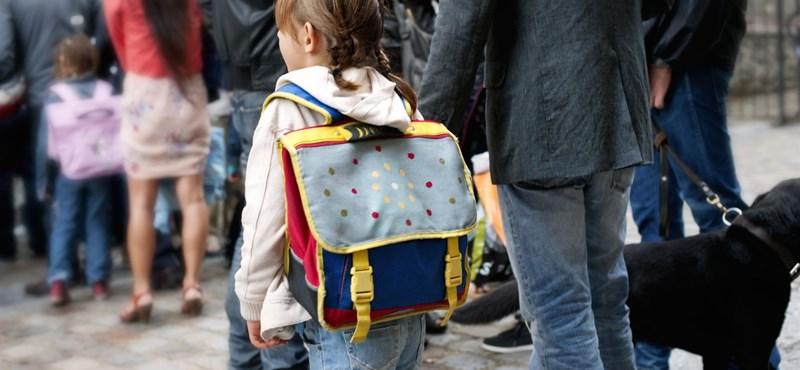 Jövőre konténerekben tanulhatnak a diákok, ha túl sok lesz az iskolakezdő