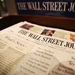 Bezárja budapesti szerkesztőségét a Wall Street Journal kiadója