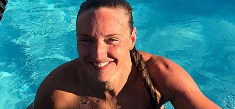 Erős visszatérés: Hosszú Katinka jó idővel győzött Kaliforniában