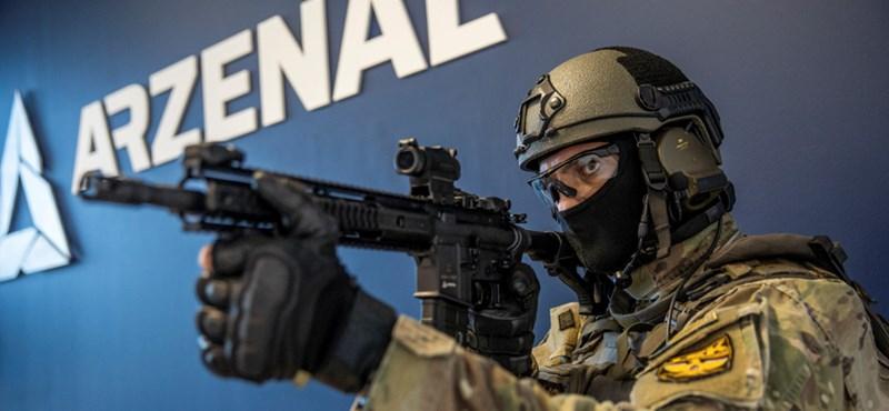 Mesterlövészfegyvereket is gyártani fognak Kiskunfélegyházán