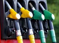 Megint olcsóbb lett a benzin és a gázolaj