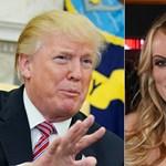 Egyre zavarosabbá válik Trump pornós botránya